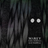 MAREY - Save Animals Eat People - CD + Digital Code (2018)