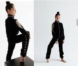 FLY Sport Chic black Trainingsanzug