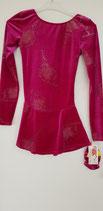 Mondor Trainingkleid RED CALLA für die grösseren Mädels