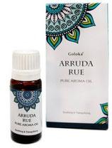 Aceite Aromático Puro Goloka - Ruda . 10 ml