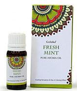 Aceite Aromático Puro Goloka -  Menta fresca . 10 ml