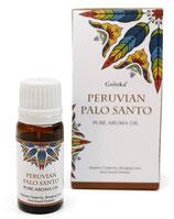 Aceite Aromático Puro Goloka - Palo Santo peruano. 10 ml