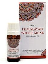Aceite Aromático Puro - Himalayan White musk (Almizcle) 10 ml