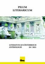 PILUM LITERARICUM 28 / 2021, Anthologie, Softcover, 136 Seiten,