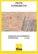 PILUM LITERARICUM 2/2014 Anthologie, 106 Seiten, Softcover
