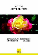 PILUM LITERARICUM 27 / 2021                          Anthologie, 126 Seiten, Softcover