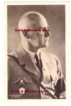 Propagandakarte Reichsminister Frick mit Blutorden-selten !
