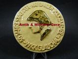 Seltene Plakette 30 Jahre NVA WKK Glauchau - Keramik