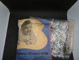 Spreiz Wickel Slip in OVP-original unbenutzte DDR Ware für Säuglinge Größe 1