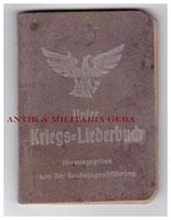 Unser Kriegsliederbuch - HJ Liederbuch Franz Eher Verlag