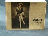 Rogo Werbekarton Damenstrümpfe -sehr selten