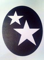 PepperSäck Logo Schablone 2Star