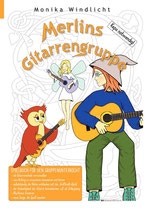 Merlins Gitarrengruppe + Kapo + Samtbeutel + Lederplektrum