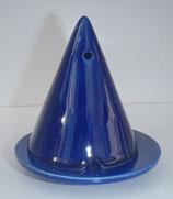Lampe Merlin Bleue