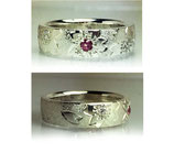 Sakura(cherry-blossom) Ring