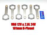 H-Shaft Custom Pleuel 161x20mm für VR6 Turbo