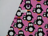 DIY Pumphose Pinguine rosa