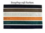 Farbwahl Ösen soft 10 mm mit Endkappen