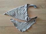 Set Zipfel- Knotenmütze mit Halstuch