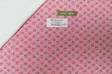 DIY Nähset Pumphose Streublumen rosa