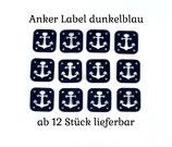 Quadratische Label Anker
