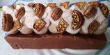 Schokoladenseife Belgian Chocolate mit Sahne