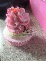 Seifencupcake - Fluffy Pink