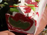 Erdbeerseife