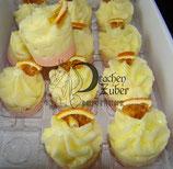 Badebutter-Cupcakes mini