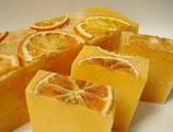 Orangenbuttercremeseife