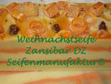 Würzig-köstliche Weihnachtsseife Zanzibar  - SOFORT LIEFERBAR