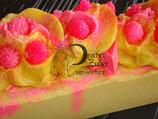 Sweet 16 - Bewährte und beliebte Himbeerseife mit roter Johannisbeere