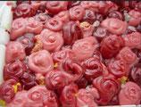 Englische Rosenbuttercreme Naturseife