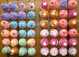 12 er Mischkarton Seifencupcakes