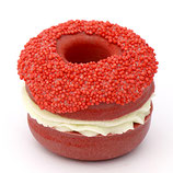 Bade-Donuts gefüllt und aufwändig dekoriert