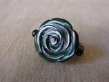 高品質 黒蝶貝 薔薇