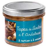 Sardinen Tapas (100g) von Cruscana - Spanien