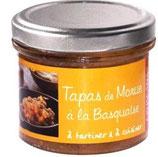 Baskische Kabeljau Tapas (100g) von Cruscana - Spanien