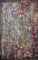 Urban Mayhem, 75 x 115 cm
