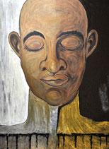 Golden Boy, 100 x 120 cm