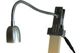 Clip on verlichting/Clip on light