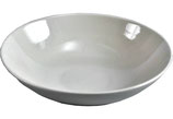 Pastabord rond/Round plate for pasta