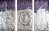 Round III, 3 x 40 x 80 cm