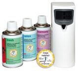 VitaPrimSwiss Duft-Therapie | Starterkit mit 3 Duftnoten
