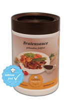 Bratensauce gebunden, fettarm