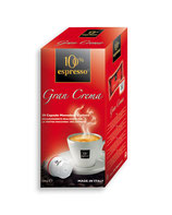 Kaffeekapsel GRAN CREMA...