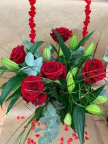 Bouquet longue tiges PURETE