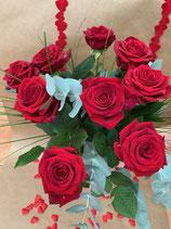 Bouquet longue tiges AMOUR