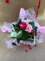 Bouquet bulle rond DOUCEUR