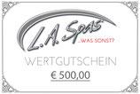 GUTSCHEIN € 500,00